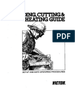 Welding Cutting & Heating Guide