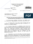 Disclosure No. 1283 2014 Motion for Decision Accepting Appellants Alleged Bid or Dismissing the Appeal