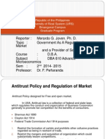 Government As A Regulation in Market.pptx