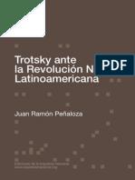 Trotsky Ante La Revolucion Nacional Latinoamericana
