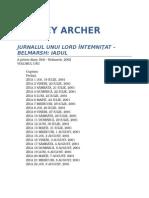 Jeffrey Archer-Jurnalul Unui Lord Intemnitat 1.0 10
