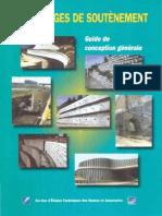 les ouvrages de soutènement - guide de conception générale.pdf