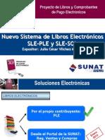 Nuevo Sistema de Libros Electronicos SLE-PLE y SLE-SOL