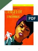 Lieutenant X Langelot 09 Langelot et l'inconnue 1968.doc