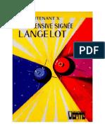 Lieutenant X Langelot 08 Une offensive signée Langelot 1968.doc