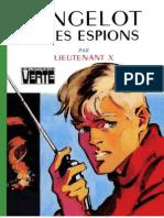 Lieutenant X Langelot 02 Langelot et les espions 1966.doc
