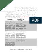 Microorganism Criteria - Draft