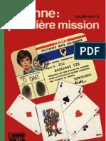 Lieutenant X Corinne 01 Première mission 1981.doc