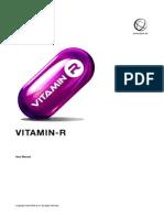 Vitamin R User Manual