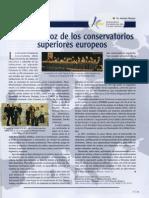 Narejos, Antonio - AEC La voz de los conservatorios superiores europeos