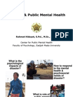 Disaster & PMH Systems