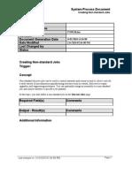 Creating Non-Standard Jobs_SPD