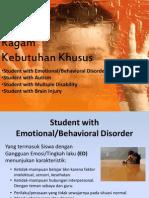 Emotion Behavioral Mhs