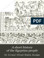 A Short History of the Egyptian People