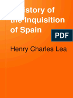 A History of the Inquisition of Spain-2