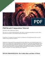 Phil Straub Composition Tutorial