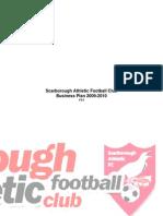 Scarborough AFC Business Plan