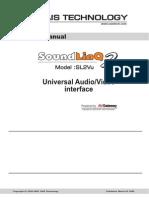 Manual Soundlinq SL2Vu