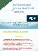 Present Single Phase