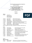 Programa Oficial XVII Coloquio de Lima