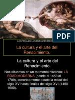 6 La Cultura y El Arte Del Renacimiento1