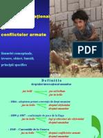 5+Dreptul+internaţional+umanitar+al+conflictelor+armate
