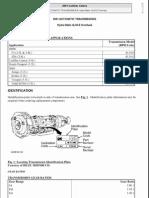 4L30-E Automatic Transmission Overhaul