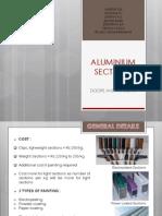 Aluminium Sections Edited