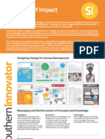 Southern Innovator Magazine from 2011 to 2012