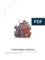 Super Robot Wars d20