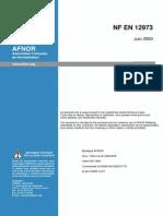 NF EN 12973