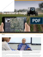 PTC Impact of IoT on Manufacturers eBook