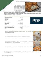 Briose Aperitiv Cu Cascaval Si Ciuperci(Reteta Tupperware)