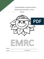 Capa Do Portfólio emrc