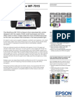 Epson WorkForce WF 7015 Brochures 2