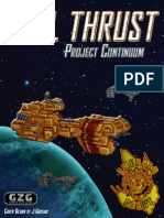 Full Thrust Project Continuum Version 1 0 Dec 2014