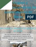 Principio y Diseño de Sostenimiento de Rocas