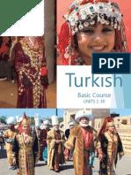 FSI - Turkish Basic Course - Volume 1 - Student Text