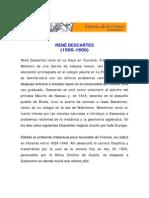 Descartes Biografía 1