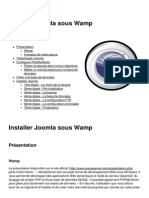 Installer Joomla Sous Wamp 29247 Lanedq