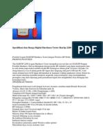 085719962482 - Jual Digital Hardness Tester HARTIP 2200