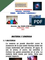 Materia y Energia 2