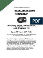 MLMunmasked Preface ToCh2 Sept22 2014
