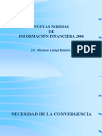 Norm as de Información Financier A