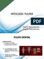 Patologa Pulpar Primera Parte