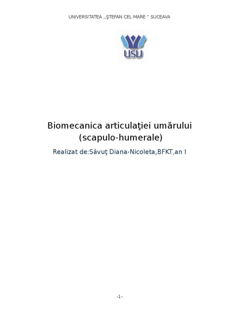 Leziunea Bankart ( luxatia de umar) - cauze, simptome si tratament