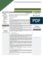 La Loi 09-08 Relative à La Protection Des Personnes Physiques à l'Égard Du Traitement Des Données à Caractère Personnel