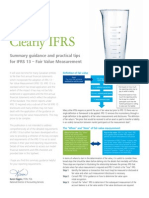 CA en Ifrs 13 Summary Guidance and Practical Tips