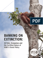 EIA Banking on Extinction FINAL Lo Res