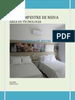 Modulo de hotel Starclub